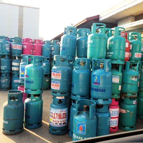 Bán bình gas cũ