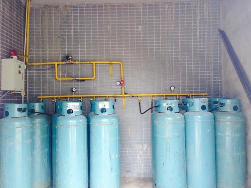 Bảo trì hệ thống gas