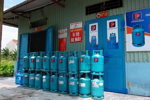 Bình gas cả vỏ và ruột giá bao nhiêu là hợp lý?