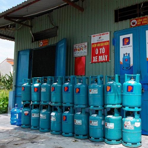 Cửa hàng gas Hà Đông