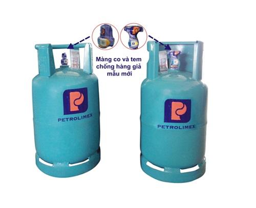 Đặc điểm bình gas Petrolimex