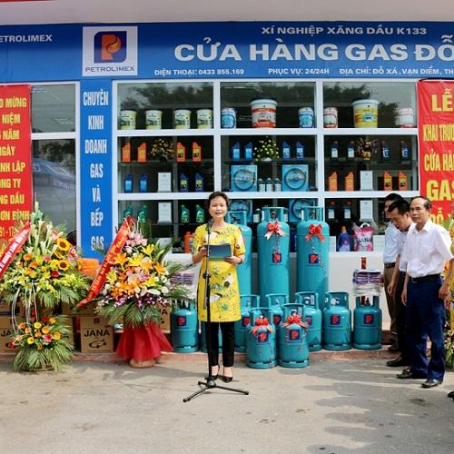 Đại lý gas Petrolimex chính hãng tại Hà Nội