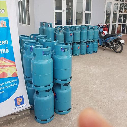 Đổi gas Hồ Tùng Mậu