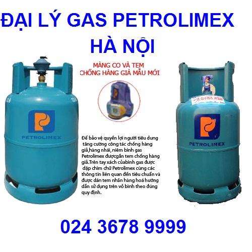 Gas Petrolimex chính hãng