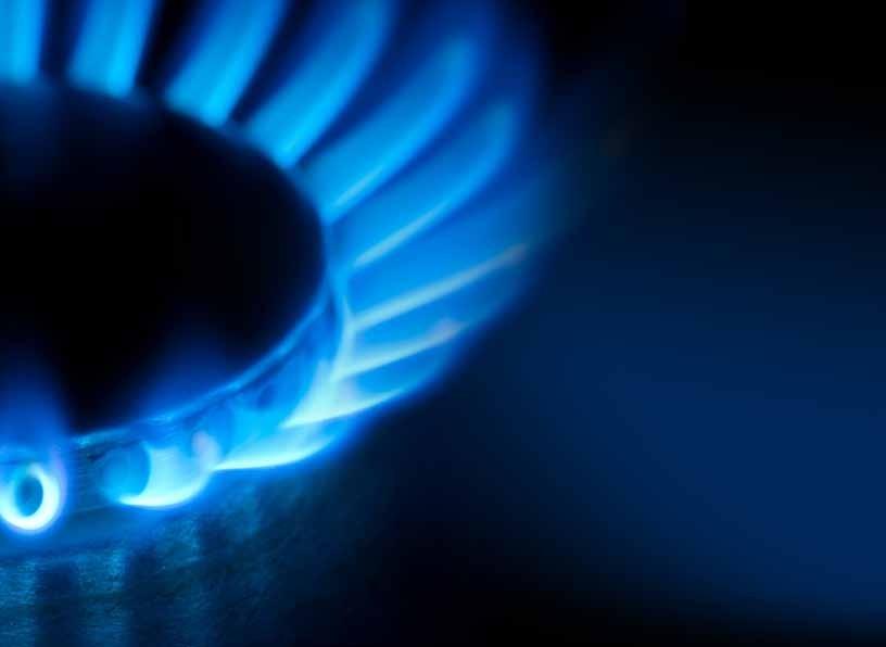 van gas Magic Flame cho ngọn lửa xanh khi đun nấu