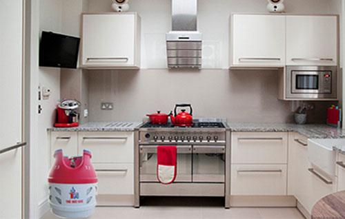Thiết kế hệ thống gas an toàn cho gia đình mang ý nghĩa quan trọng
