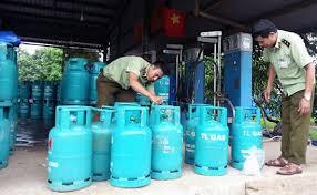 Những mánh khoé gian lận trong kinh doanh gas