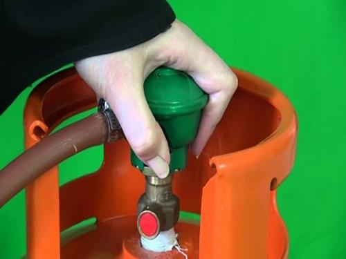 Hướng dẫn xử lý khi xảy ra rò rỉ gas