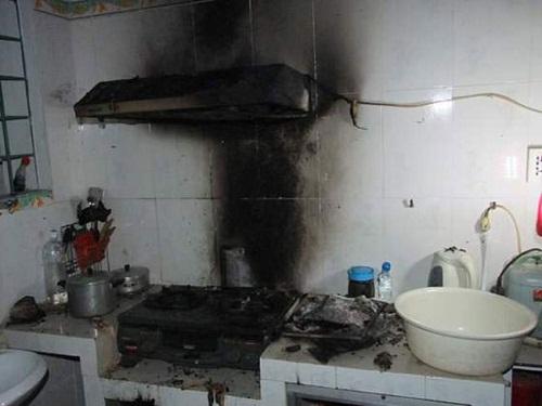 5 sai lầm dễ gây cháy nổ khi sử dụng gas