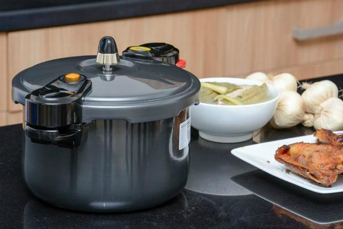 sử dụng nồi nấu phù hợp để tiết kiệm gas