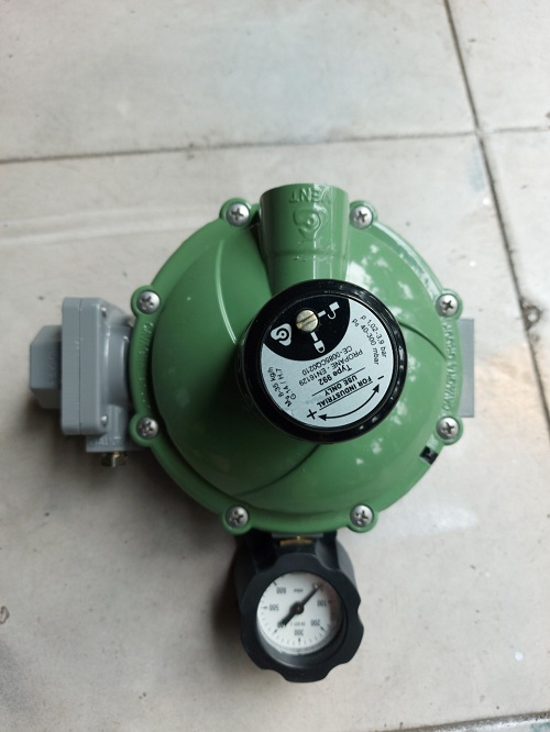 Van điều áp gas
