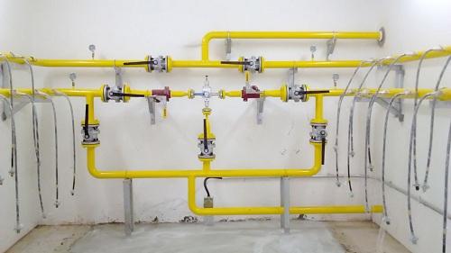 Vận hành hệ thống gas công nghiệp