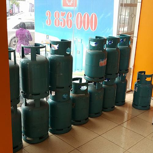 Vỏ bình gas giá bao nhiêu?